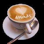 De koffie staat altijd klaar